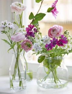 5 Limitless Clever Tips: White Round Vases square vases living rooms.Vases Plant Decor tall vases with roses. Table Flowers, Flower Vases, Flower Pots, Flowers In A Vase, Deco Floral, Arte Floral, Vase Centerpieces, Vases Decor, Fresh Flowers