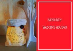 ~Leuke waxinelicht-versiering om zelf te  maken~