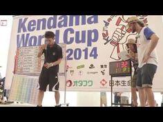 Kendama World Cup Hatsukaichi 2014 Finals - Full Runs