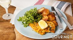 Recipe from Everyday Gourmet with Justine Schofield Chicken Potatoes, Roasted Potatoes, Fresh Chicken, How To Cook Chicken, Gourmet Recipes, Dinner Recipes, Rocket Salad, Main Meals, Food And Drink
