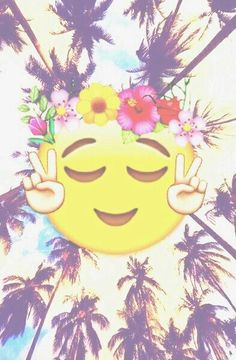 Image via We Heart It #wallpaper #emoji #emojis