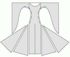 Medieval dress pattern - several good ones here, though lacking in specific detail.