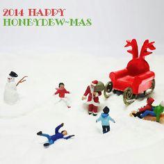 2014 Happy Honeydew-Mas