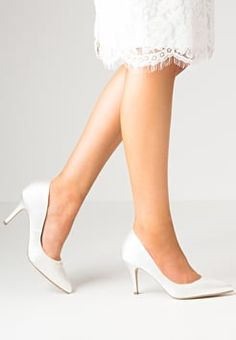 Paradox London Pink - FLUSH - Brautschuh - ivory