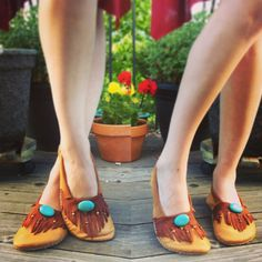 Ballet Moccasins - Handmade Flats - Custom made for you with upcycled leather and hand sewn to the shape of your feet.