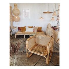 WEBSTA @tigmitrading A u N a t u r e l • It's true, we're a fan of Rattan✨ And whilst 90% of our @habitat_byronbay space pays tribute to the natural state, we've also made room for some original one-of-a-kind rugs, and most recently a @stuartcantorphotography print we're almost certain you're going to LOVE