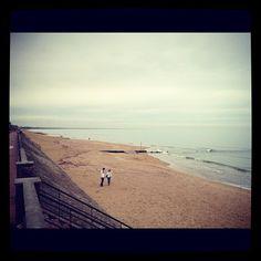 #cabourg #normandie #normandy #france #plage #beach - @albertineinparis- #webstagram