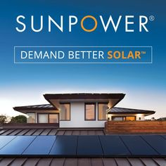 With a New World Record, SunPower Launches Its Most Powerful Solar Panel Available to Homeowners