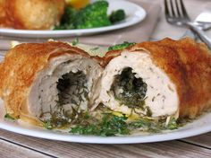 Tender & Moist Chicken Kiev (With Step by Step Pics) | YummyAddiction.com