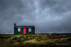 Summer House by David Robinson    Spotted on the Isle of Lewis (Western Isles)