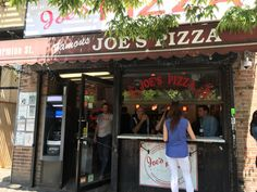Joe's Pizza - Carmine St, New York City - Greenwich Village - Menu, Prices & Restaurant Reviews - TripAdvisor County Cork Ireland, Galway Ireland, Ireland Vacation, Ireland Travel, Joe's Pizza, Restaurant New York, Ireland Landscape, Greenwich Village, Paris Travel