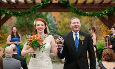 Here's Why Couples Tie Their Hands Together During Pagan Weddings