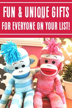 Fun Gift Ideas and Unique Gifts! Friends & Family will LOVE these sweet and special presents they won't be able to find anywhere else! Go spoil them with something they'll cherish for years to come! Check out these TOP ideas to go check some more gifts off your list! Creative Gifts, Cool Gifts, Unique Gifts, Gifts For Your Boyfriend, Gifts For Him, Sorry Gifts, Grandpa Gifts, Gift List, Little Babies