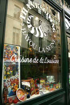 "❤❤❤ Copyrights unknown. ""Thanksgiving"" Louisiana Cuisine, Paris."