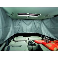 Honda Element Genuine Factory OEM 08R13-SCV-101 Interior Privacy Curtain 2003 - 2012