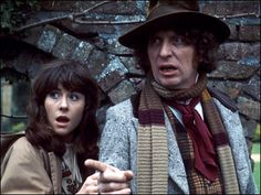 Sarah Jane Smith & the Fourth Doctor