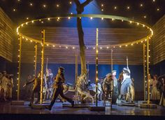 THEATRE REVIEW: Opera North's take on Rodgers & Hammerstein's CAROUSEL in Leeds...
