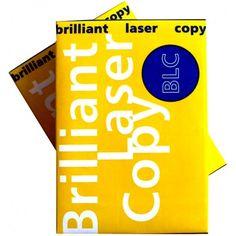 Hartie copiator A4, 80g/mp, 500coli/top, Brilliant