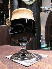 Ooh yum! Pirates Ale recipe, a spiced, dark, oatmeal stout