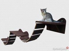 Drapak dla kota schody na ścianę MAKSPOL WYBÓR KOLORU