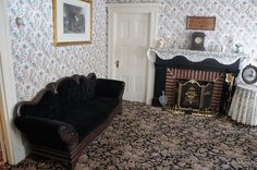 Lizzie Borden House - Sitting Room