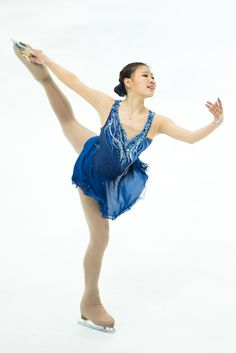 Hae Jin Kim of South Korea - Four Continents Figure Skating Championships - Pictures - Zimbio