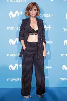 Leticia Dolera en la alfombra azul de Movistar+ Spanish Actress, Barcelona Catalonia, October 23, Horror Film, Body Measurements, Film Festival, Festivals, Red Carpet, Mad