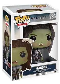 Warcraft POP Vinyl Figure: Garona
