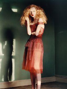 Harley Weir Captures 'The Misfits' For Vogue UK March 2015 — Anne of Carversville