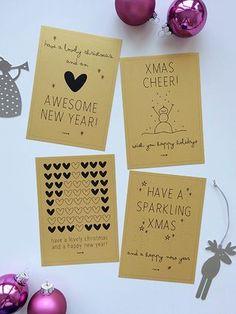 xmas cards | Elske | Bloglovin'