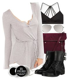 """""""Derek Inspired Amusement Park Outfit"""" by veterization ❤ liked on Polyvore featuring ASOS, christopher. kon, Free People, Staring At Stars, Forever 21 and AllSaints"""