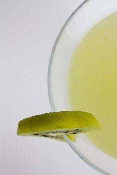 Kiwi-Gin Cocktail