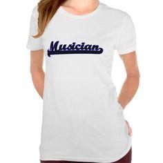 Musician Classic Job Design T Shirt, Hoodie Sweatshirt