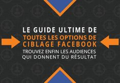 Guide Ultime des Options de Ciblage Facebook