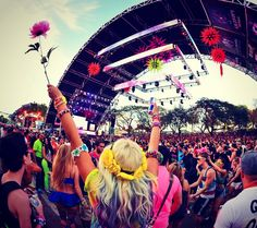 Image about summer in Inspiration/Motivation/Dreams. Edm Music Festivals, Edm Festival, Festival Outfits, Festival Fashion, Trance, Rave Music, Young Wild Free, Raver Girl, Time Kids