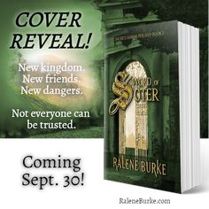 Sword of Soter Cover Reveal!