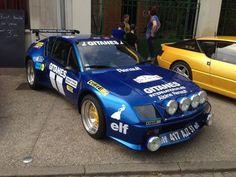 Renault Alpine A310 Gitanes
