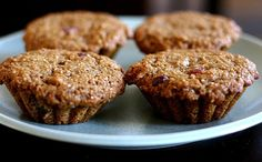 These Bran Muffins Are the Breakfast of Champions via Brit + Co.