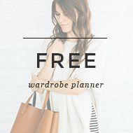 new capsule wardrobe planner / updated for summer | Un-Fancy