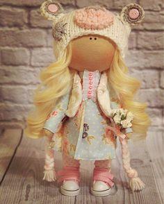 Купить Кукла Тильда - тильда кукла, кукла ручной работы, интерьерная кукла, интерьерная игрушка
