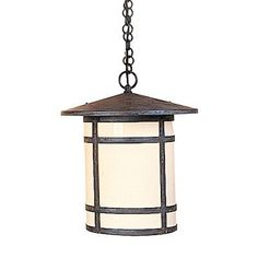 Arroyo Craftsman Berkeley 1 Light Mini Pendant S