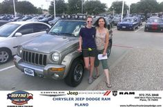 #HappyAnniversary to Lisa Mckinnon on your 2003 #Jeep #Liberty from Otis Mccoy at Huffines Chrysler Jeep Dodge RAM Plano!