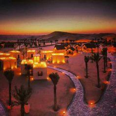 Modern Desert life just outside Abu Dhabi. Fly there now: http://flights.etihad.com/en/flights-to-abu-dhabi