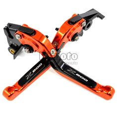 Motorcycle Adjustable Foldable Extendable Brake Clutch Levers For Kawasaki Z800 E version 2013 2014 2015 2017 https://www.amazon.co.uk/dp/B01MSL9UF4?th=1