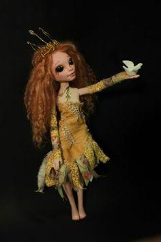 OOAK Monster High Harpy Repaint Fantasy Fairy Elf Fae Goth Mixed Media Art Doll | eBay #monsterhighdoll #bratzillazdoll #ooak #ooakdoll #ooakartdoll #artdoll #doll #monsterhigh #harpy #monsterhighharpy #elf #fairy #fae #faerie #elves #crown #unique #customdoll #custom #frankenstein #mashup #filigree #gold #golden #tattered #nymph #woodland #forest #ooakmonsterhigh #refabbed #refabrications #fantasy #queen #medieval #royal #monsterhighrepaint