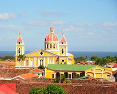 Granada, Nicaragua - I have a very similar picture from this view hanging in my bathroom.   Loved this city!!!
