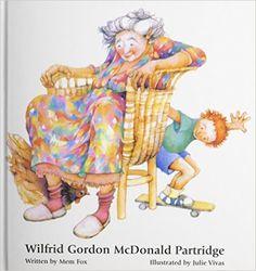 Wilfrid Gordon McDonald Partridge (Public Television Storytime Books): Mem Fox, Julie Vivas: 9780812492620: Amazon.com: Books