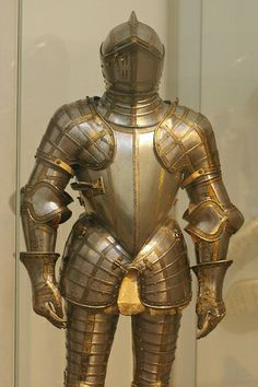Armours for Sir James Scudamore (c. 1590)