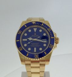 Search results for: 'watches pre owned gents rolex submariner watch' Men's Rolex, Deep Sea Diver, Submariner Watch, Rolex Watches For Men, Pre Owned Watches, Watch Brands, Midnight Blue, Gold Watch, Jewels