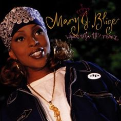 Mary J Blige What's The 411 Remix Album Album Cover, Mary J Blige What ...